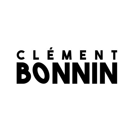 Logo Clément Bonnin V1 B