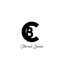 Logo Clément Bonnin V3 B